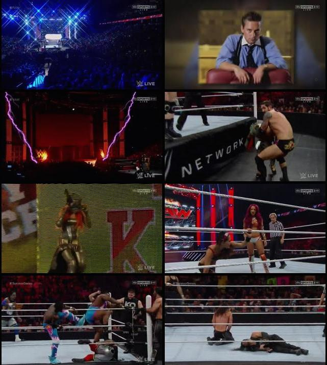 WWE Monday Night Raw 2nd Nov 2015 HDTV 480p