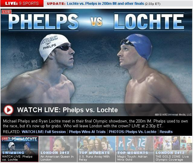 Watch Live Olympic Games
