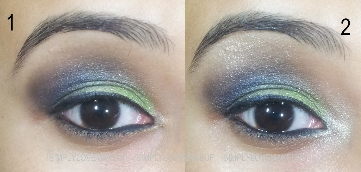 Highlighting of the Eye