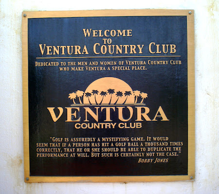 Welcome to Ventura Country Club