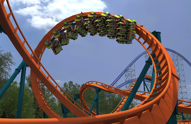#IheartCP Rougarou Corkscrew  | 11 Reasons We Love Cleveland in the Summer #thisiscle