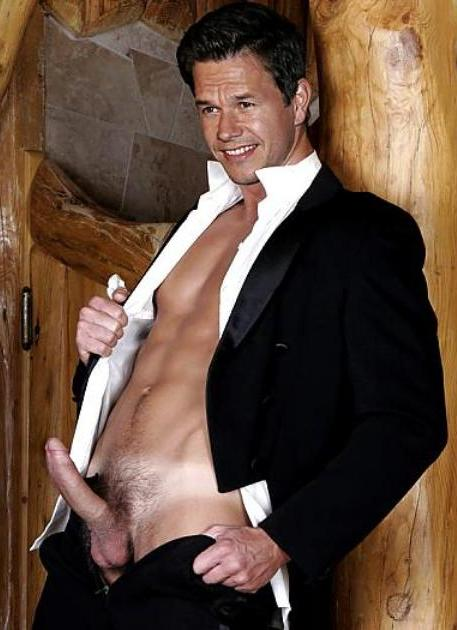 Calvin model wahlberg mark klein