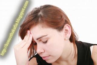 صداع الطمث menstrual headache