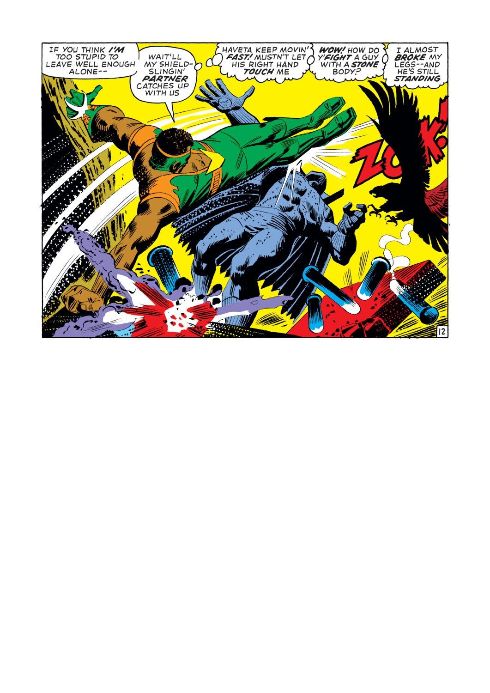 Captain America (1968) Issue #140 #54 - English 13