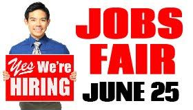 Jobs Fair 2016