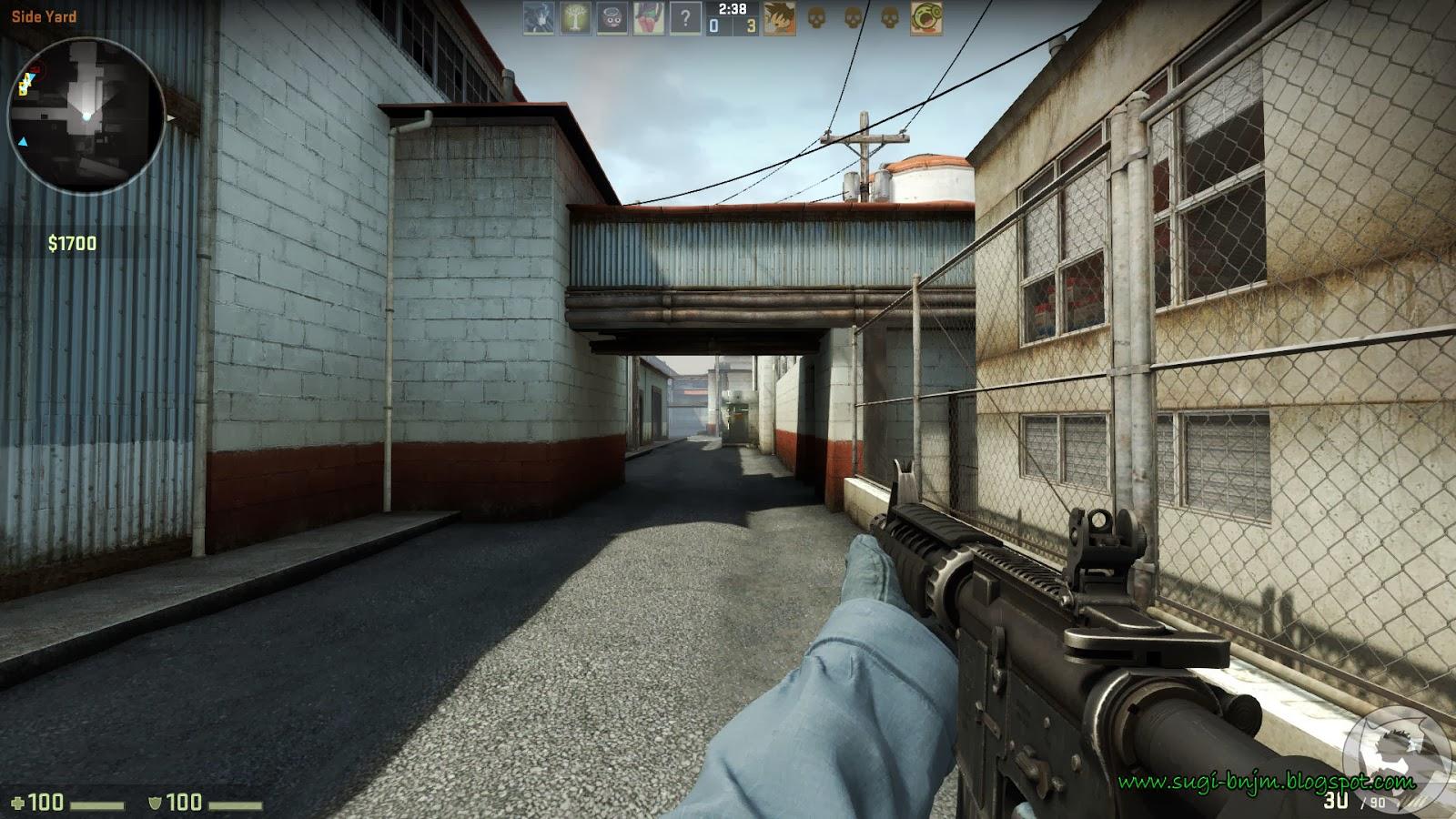Toko Margasari: Counter-Strike Global Offensive PC Game Full Rip