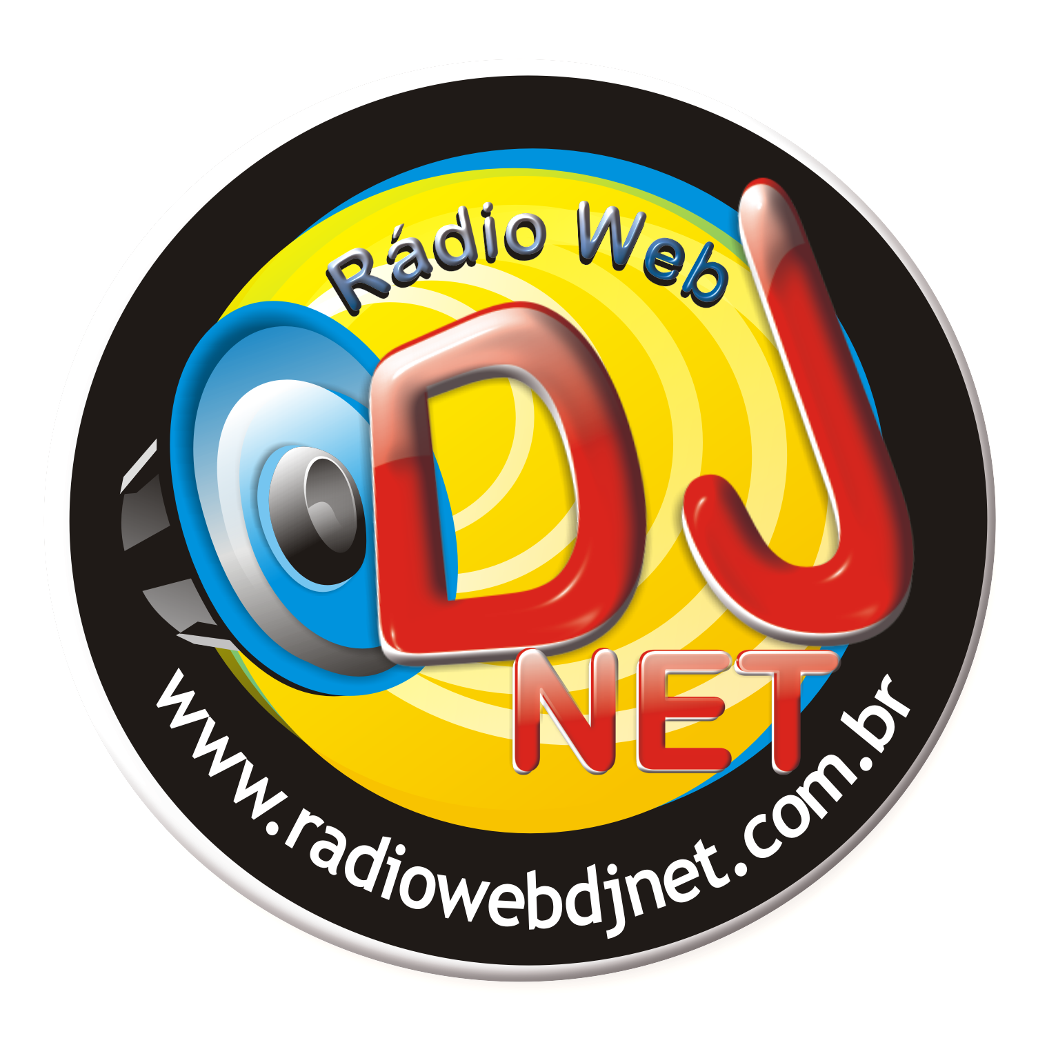 Rádio Web DJ Net - Ao Vivo