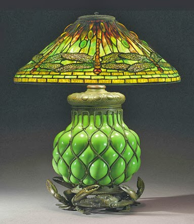 authentic tiffany lamp expert. Black Bedroom Furniture Sets. Home Design Ideas