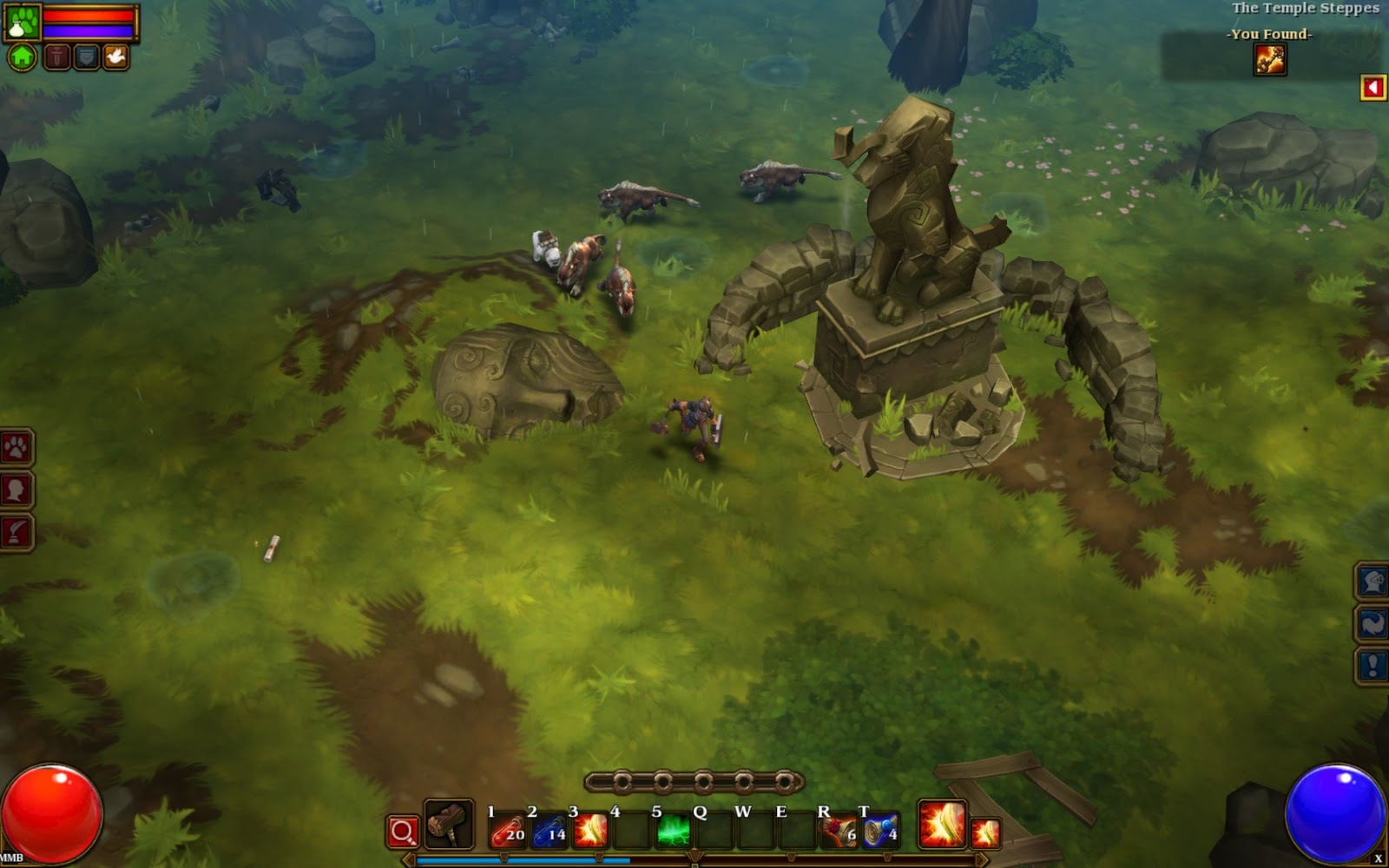 Torchlight II reloaded screenshot