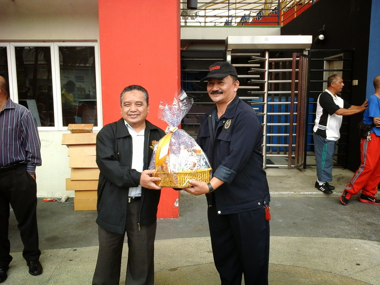 Futsal Muhibah Parol WPKL dan JBSN WPKL