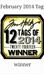 Tim Holtz February12 Tags of 2014
