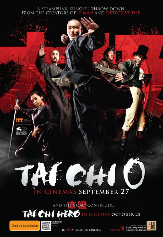 Trần Gia Quyền - Tai Chi Hero