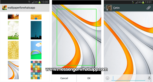 Nuevos fondos para tus chats con Wallpapers for Whatsapp