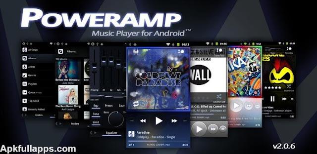 Poweramp Music Player FULL v2.0.8-build-521 v2 + Widget Pack/Classic Skin