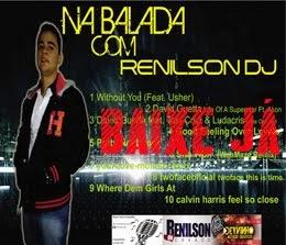 CD NA BALADA COM RENILSON DJ ESPECIAL DE NATAL
