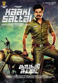 Poster Of Kaaki Sattai In Dual Audio Hindi Tamil 300MB Compressed Small Size Pc Movie Free Download Only At www.stvorkolky.net