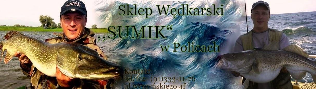 "Sklep Wędkarski  ""Sumik"""