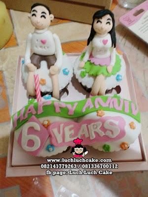 Cupcake Anniversary