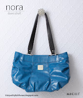 Miche Nora Blue Shell for Demi Bag
