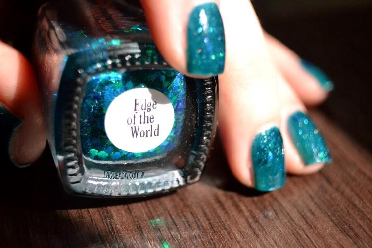 Gloss 'N Sparkle - Edge of the World