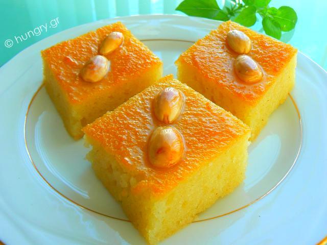 Semolina Cake, Samali