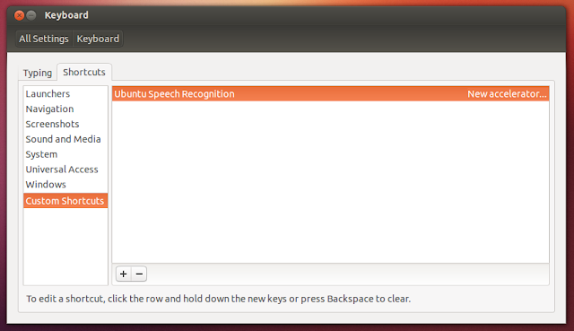 howto install Ubuntu Speech Recognition App in Ubuntu