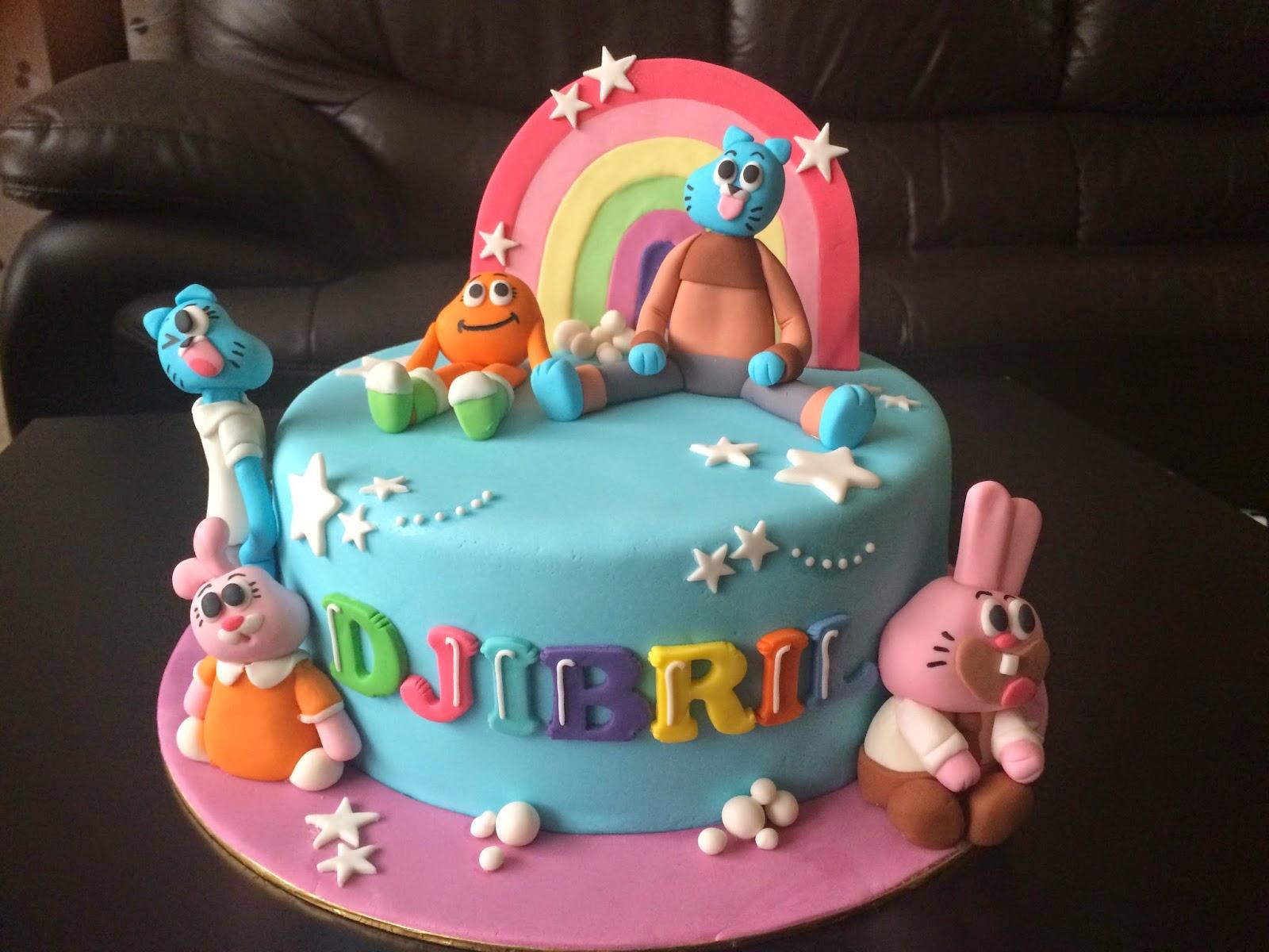 Birthday Cakes Darwin