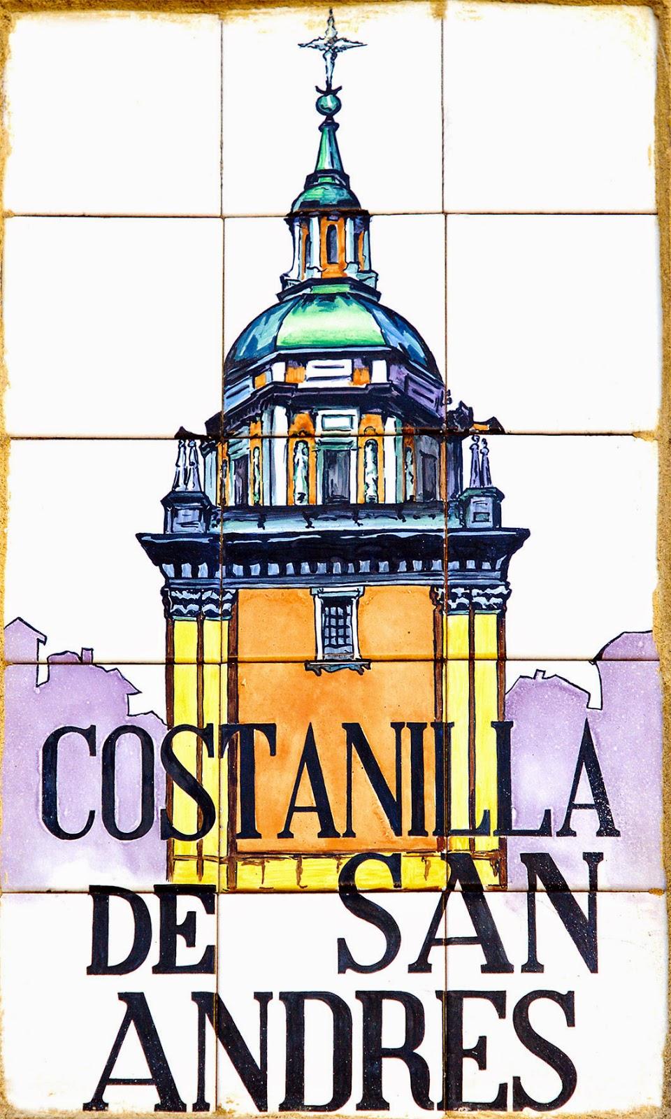 Costanilla de San Andrés