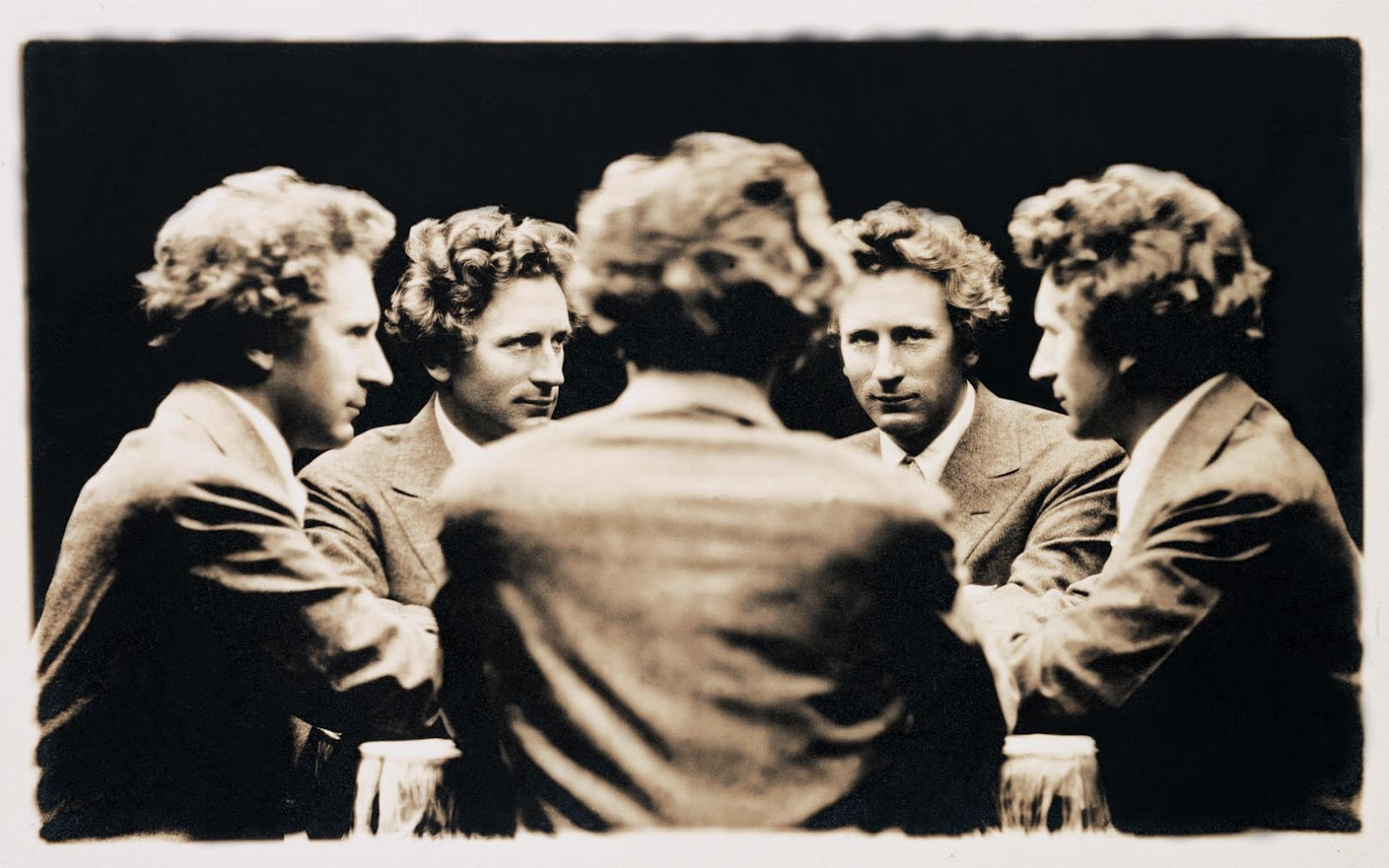 collected photographs: Percy Grainger: free music ...