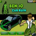 لعبة بن تن سيارة التوصيل