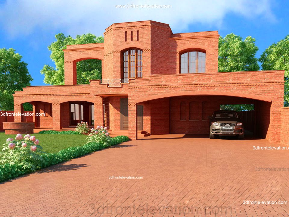 15 marla houses front elevation pakistan joy studio for Best home designs in pakistan