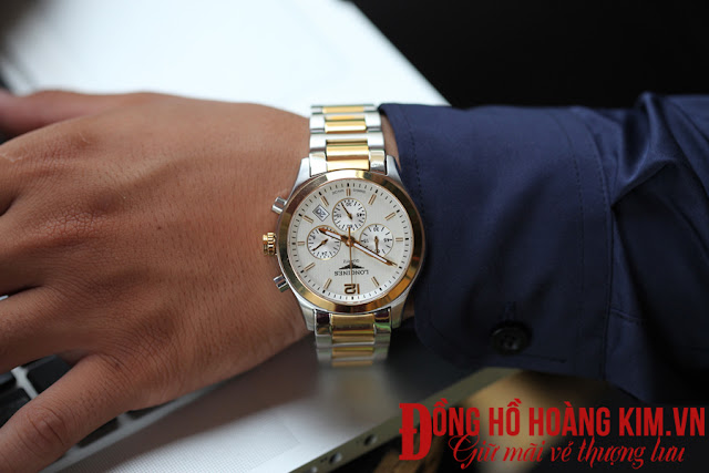 Đồng hồ nam chính hãng tại Cầu Giấy nhãn hàng Longines