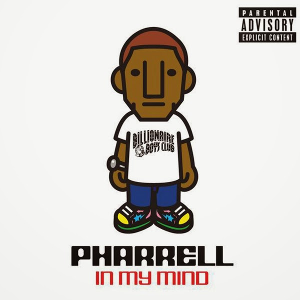 Pharrell - In My Mind (Bonus Version)  Cover