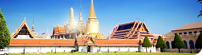 Bangkok Tour by Tour Thai; Thailand Tour