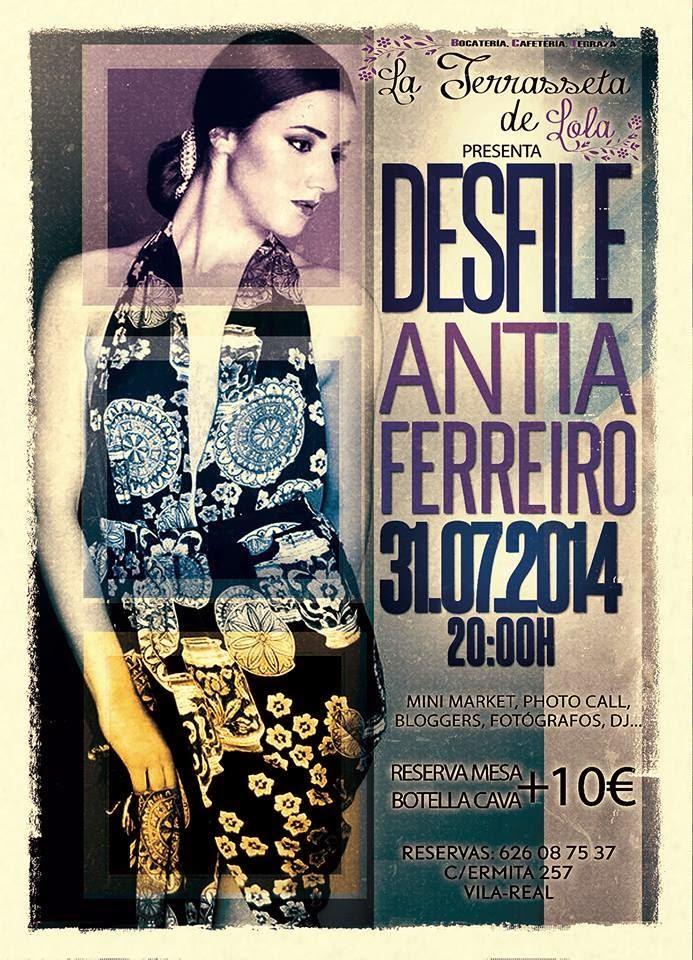 DESFILE ANTIA FERREIRO