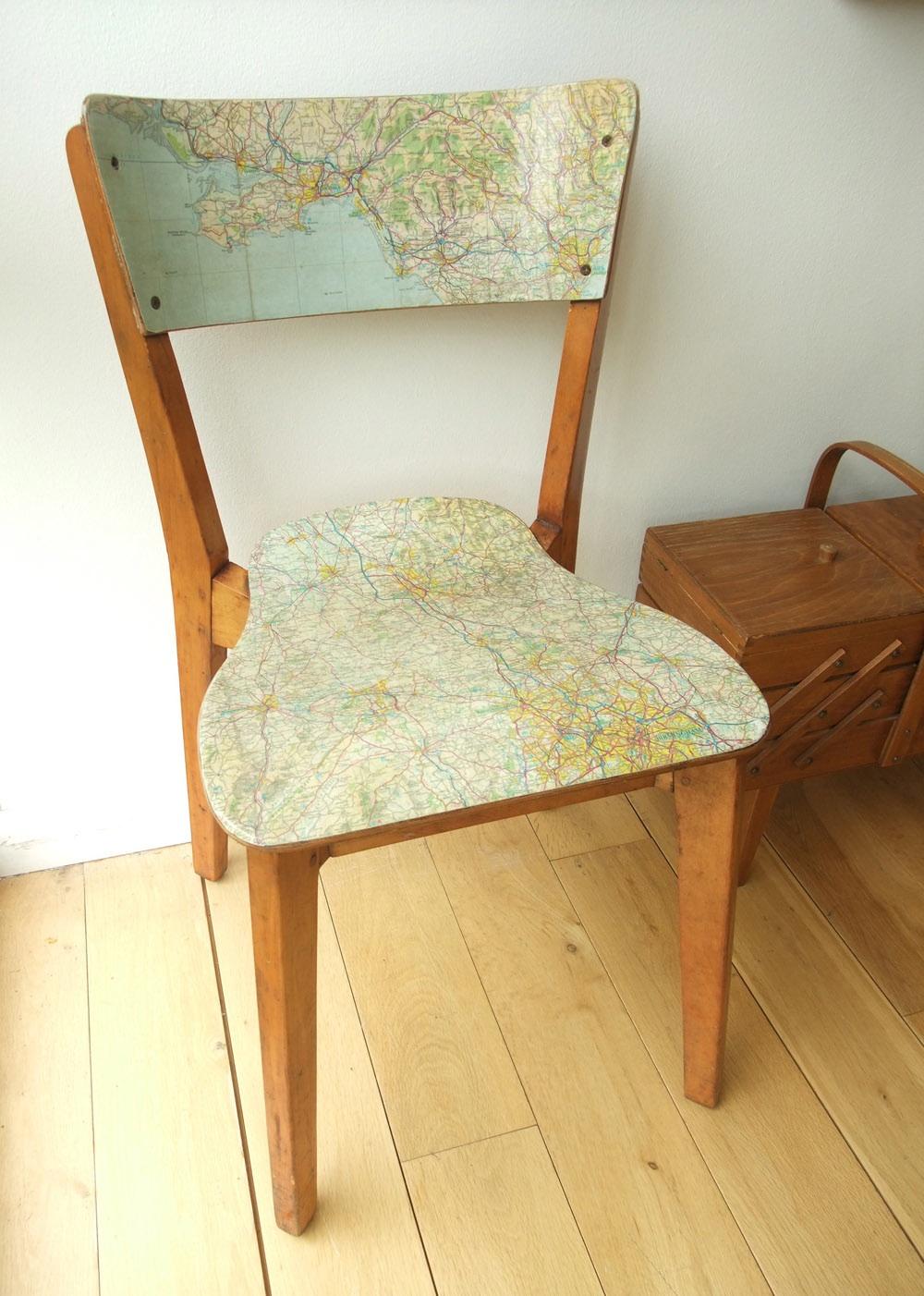 Отреставрировать стул своими руками с