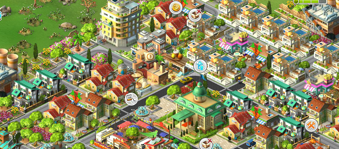 Rising Cities (new city builder): Presenting Weekly Events ... Rising Cities