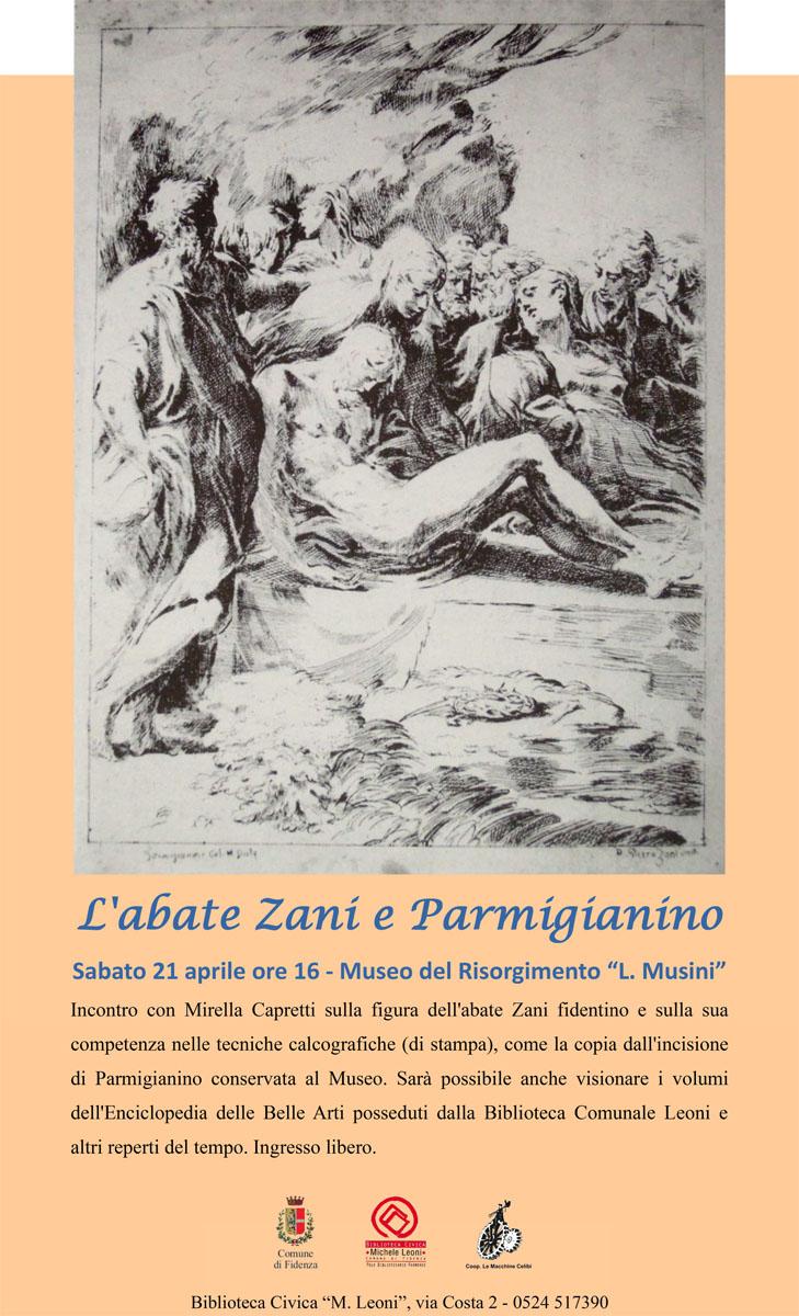 L'abate Zani e Parmigianino