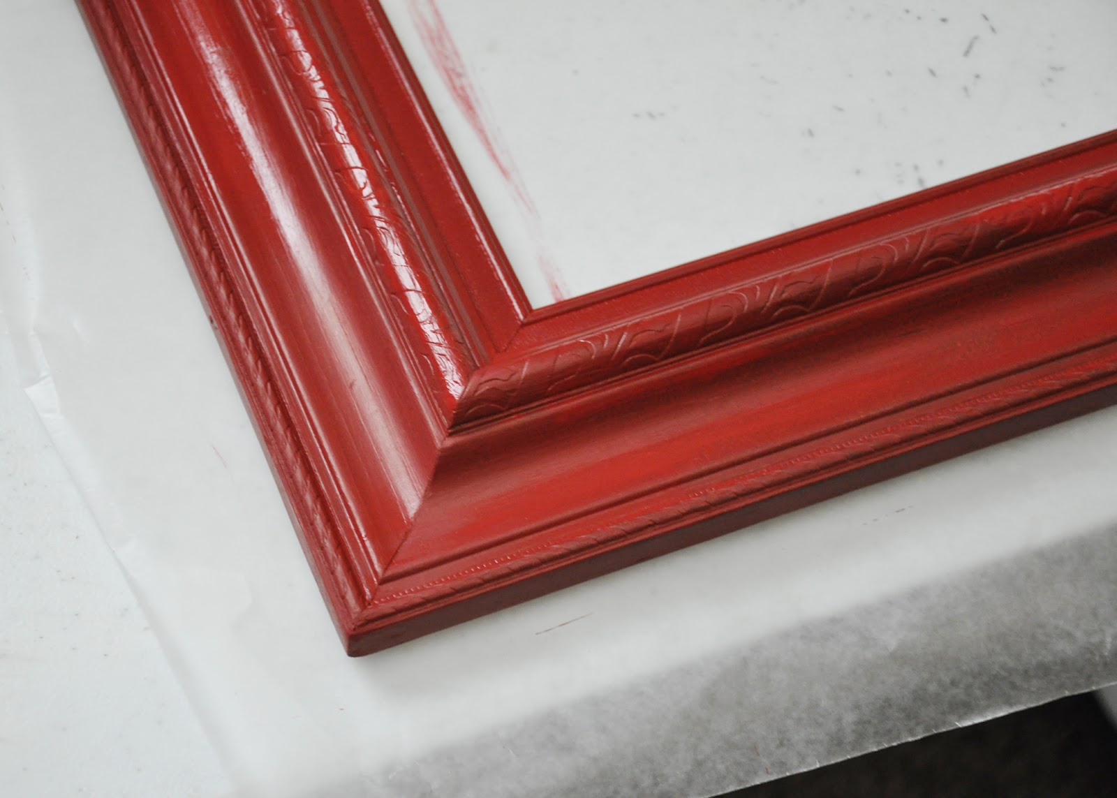 Apple Barrel Tuscan Red Paint