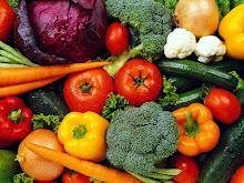 Nuestros aliados: Frutas y verduras