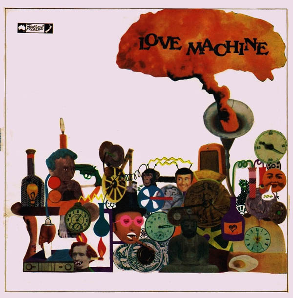 love machine - photo #26
