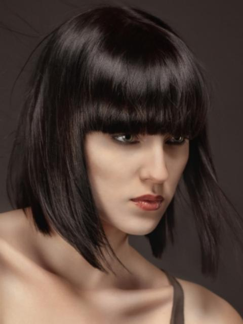 Style Of Hair Cutting : ... ,fashion design,gold: Medium Hair Cut Fashion Style for Summer 2012