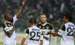 Hazar Lankaran 0 - 4 Fenerbahçe