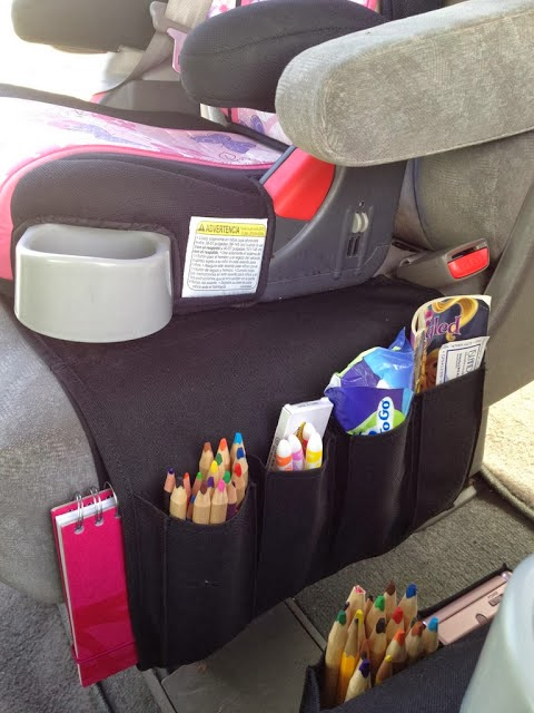 16 Projects to Organize Your Car