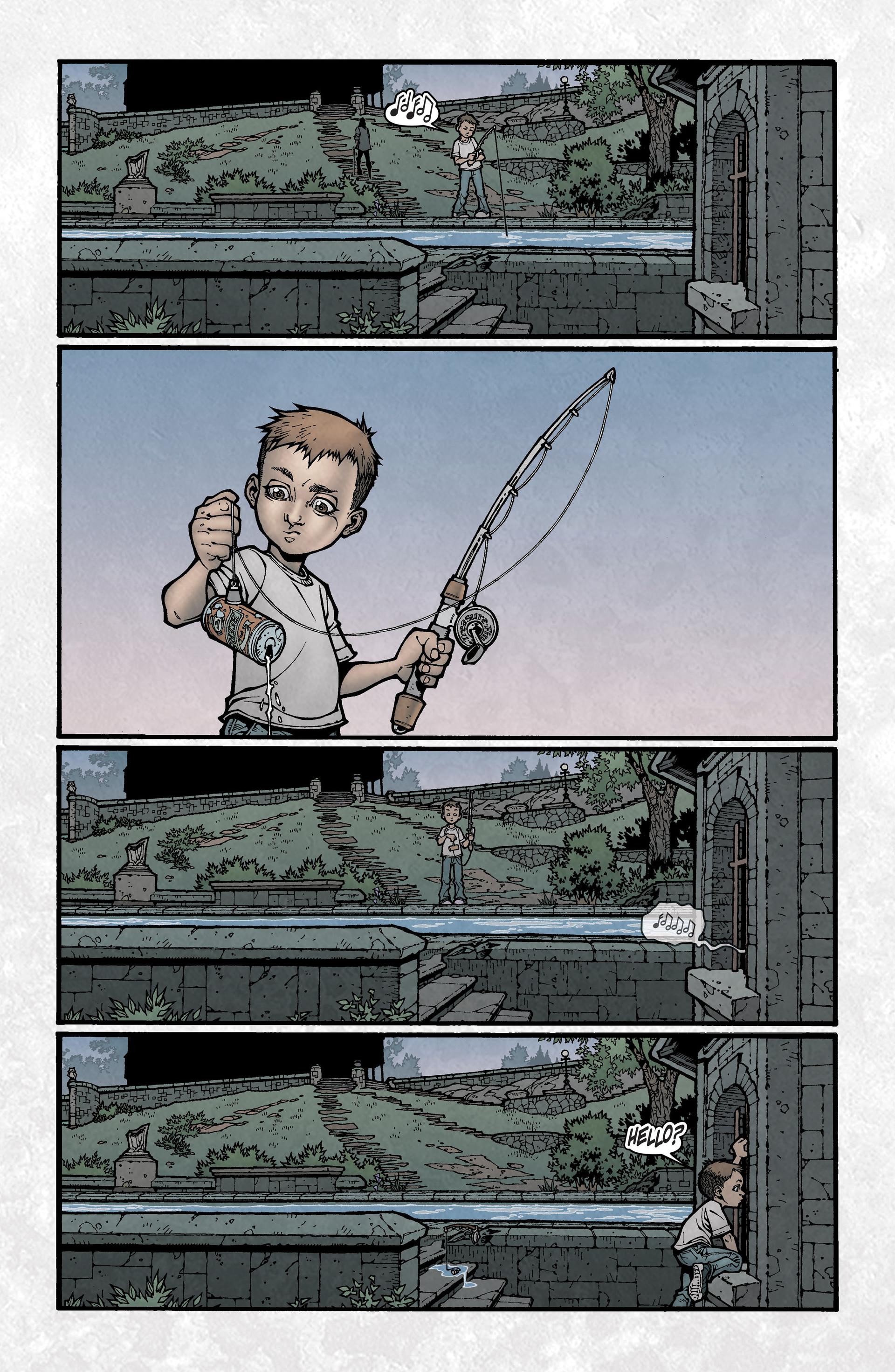 Locke & Key (2008) Issue #2 #2 - English 13