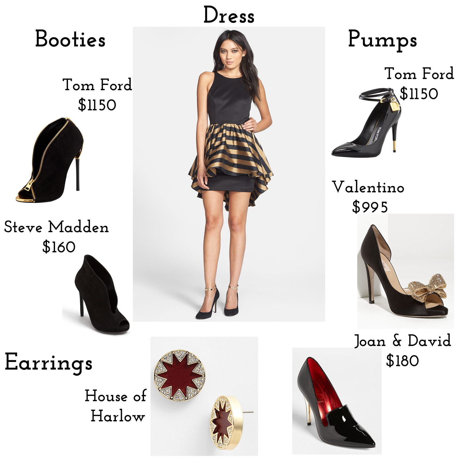 Cocktail Party Outfit Ideas Part - 49: As You Can See, I Got A Little Carried Away With Shoe Options. Shoes Are My  Thing. But First, That Dress. I Need That Dress. It Is An Alexia Admore  Dress ...