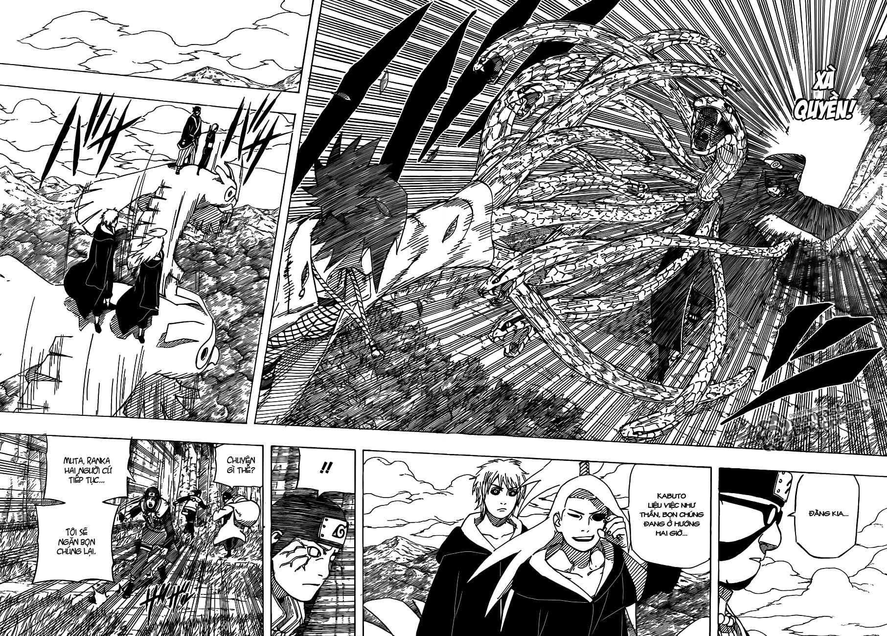 Naruto chap 516 Trang 8 - Mangak.info