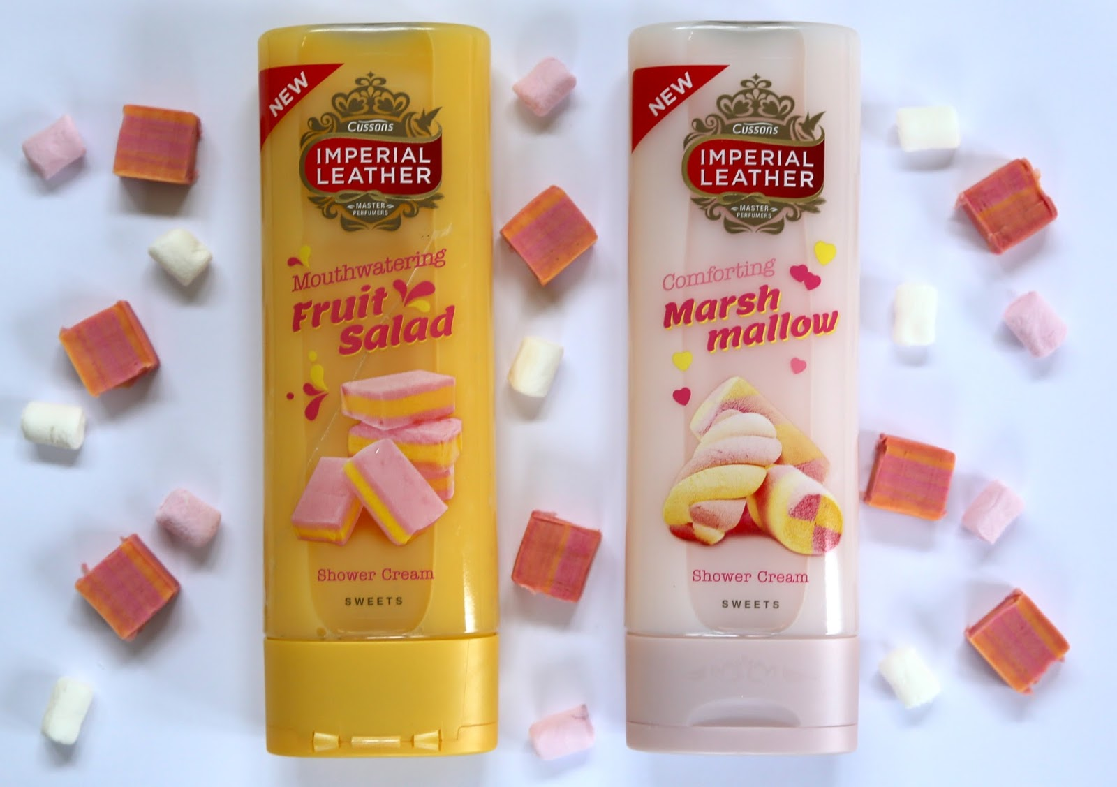 Imperial Leather Shower Cream Sweets Collection