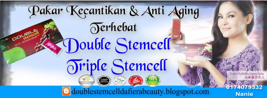 Double Stemcell Dafiera Beauty