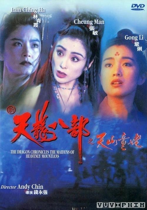 Thiên Long Bát Bộ Thiên Sơn Đồng Lão, The Dragon Chronicles The Maidens of Heavenly Mountians